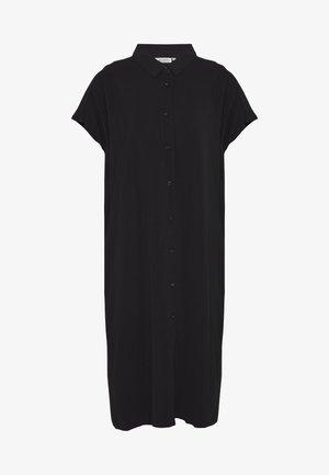 NELLA - Shirt dress - black