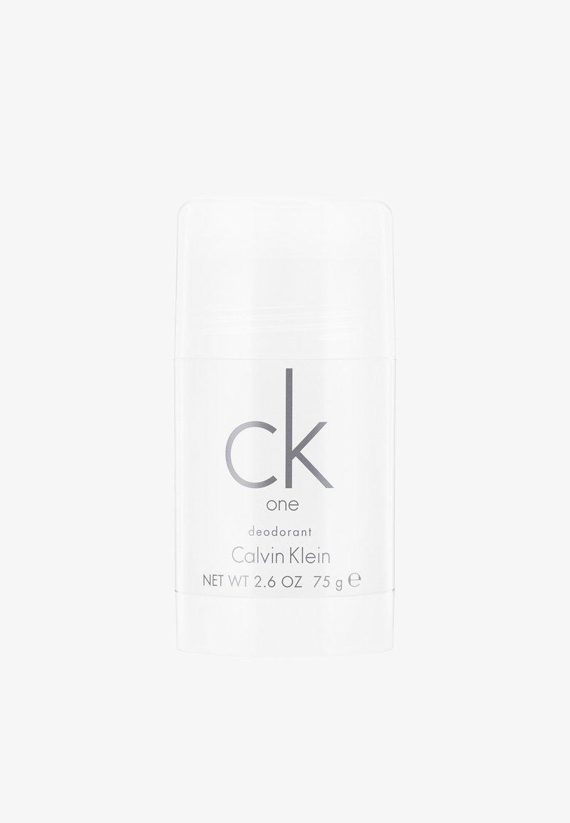 Calvin Klein Fragrances - CK ONE DEODORANT STICK - Dezodorant - -
