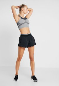 adidas by Stella McCartney - HIGH INTENSITY SPORT CLIMALITE SHORTS - Sports shorts - black - 1