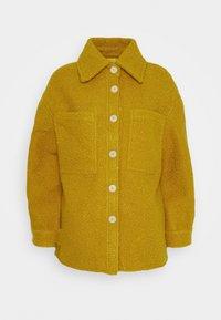 PCSANURA  - Short coat - harvest gold