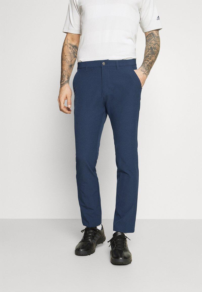 adidas Golf - ULTIMATE PANT - Pantalones - crew navy
