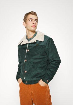 RANGE - Light jacket - bottle green