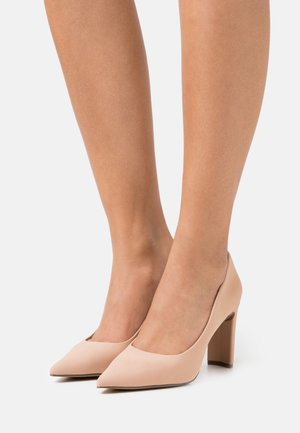 BROOKSHEARD - Classic heels - medium beige