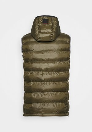LIAN - Bodywarmer - dark green