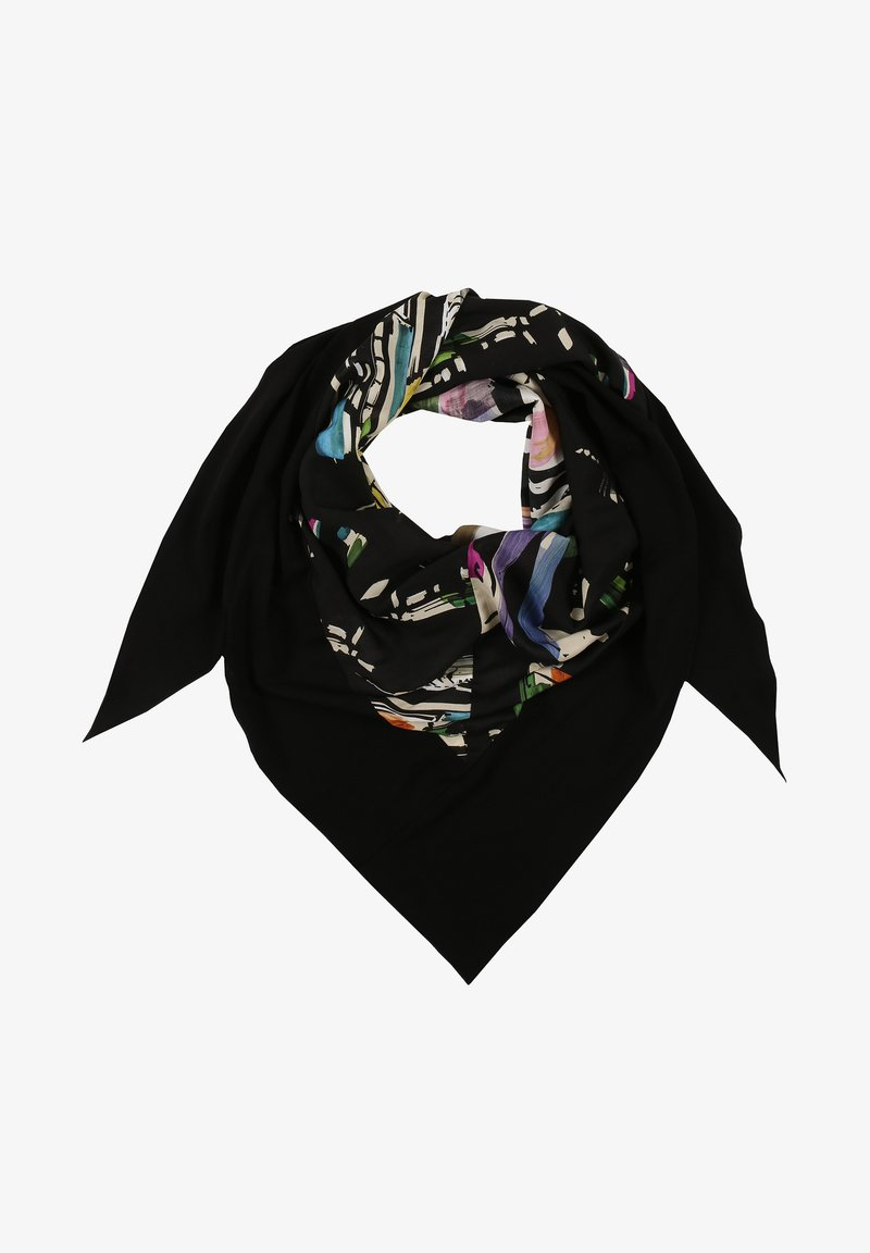 DORIS STREICH - Halsdoek - multicolor