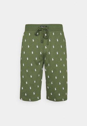 Pyjamahousut/-shortsit - supply olive