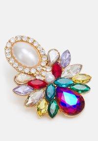 Fire & Glory - FGAMALIE EARRINGS - Earrings - gold-coloured/multi - 2