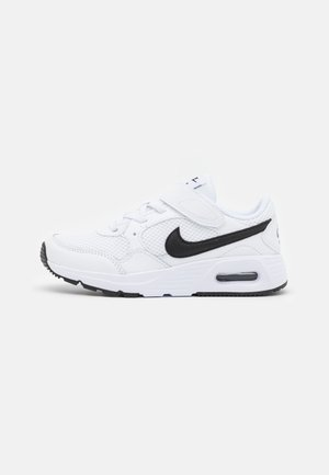 AIR MAX UNISEX - Zapatillas - white/black