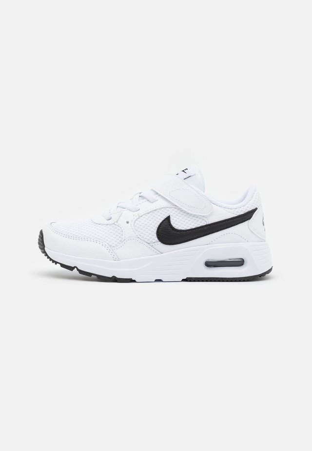 AIR MAX UNISEX - Sneakers laag - white/black