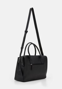 comma - HIDE AND SEEK HANDBAG - Handbag - black - 1