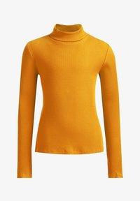 WE Fashion - ROLNEK - Longsleeve - ochre yellow - 0