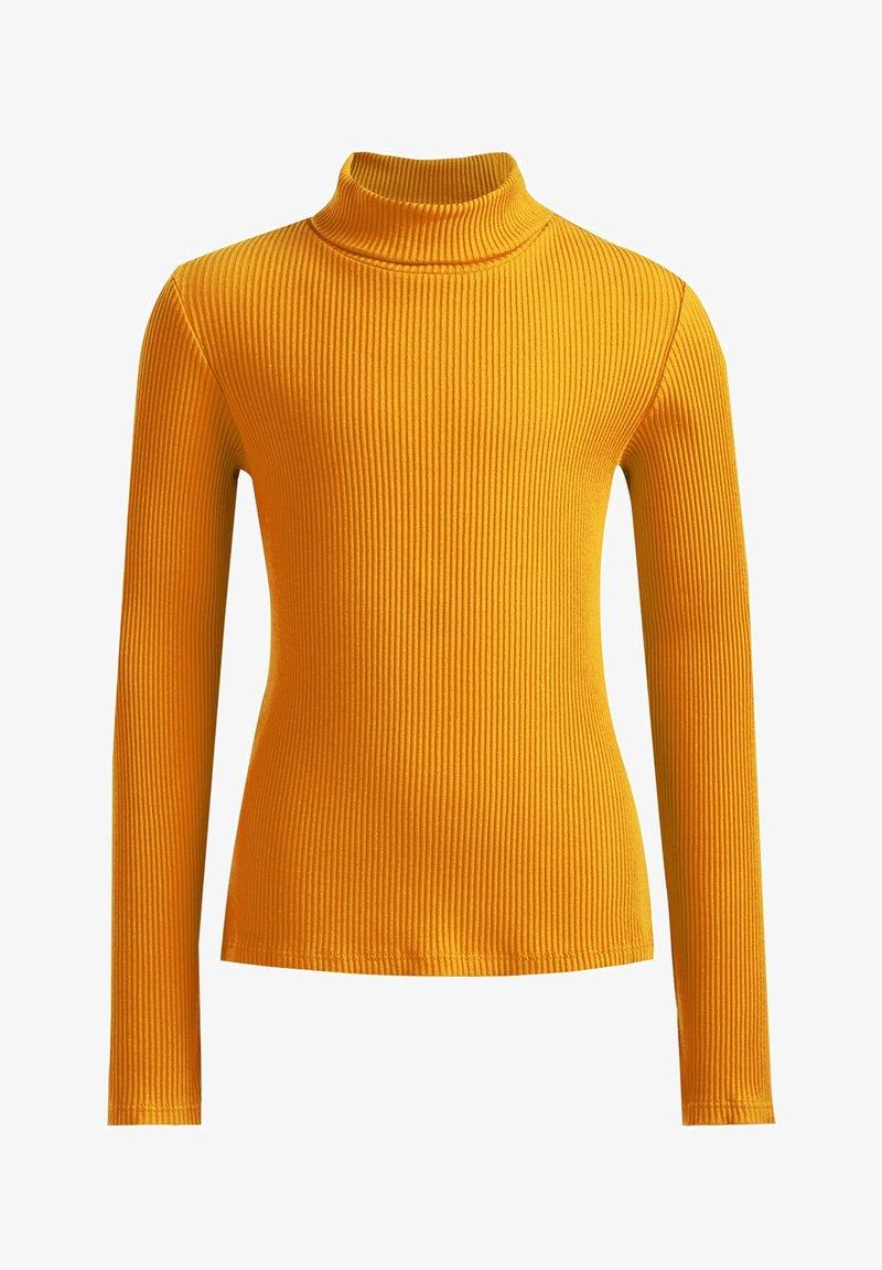 WE Fashion - ROLNEK - Longsleeve - ochre yellow