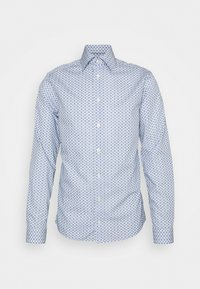 Eton - Slim Fit - Microprint Shirt - Formal shirt - lightblue - 0