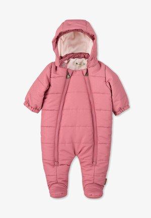 Snowsuit - rosa