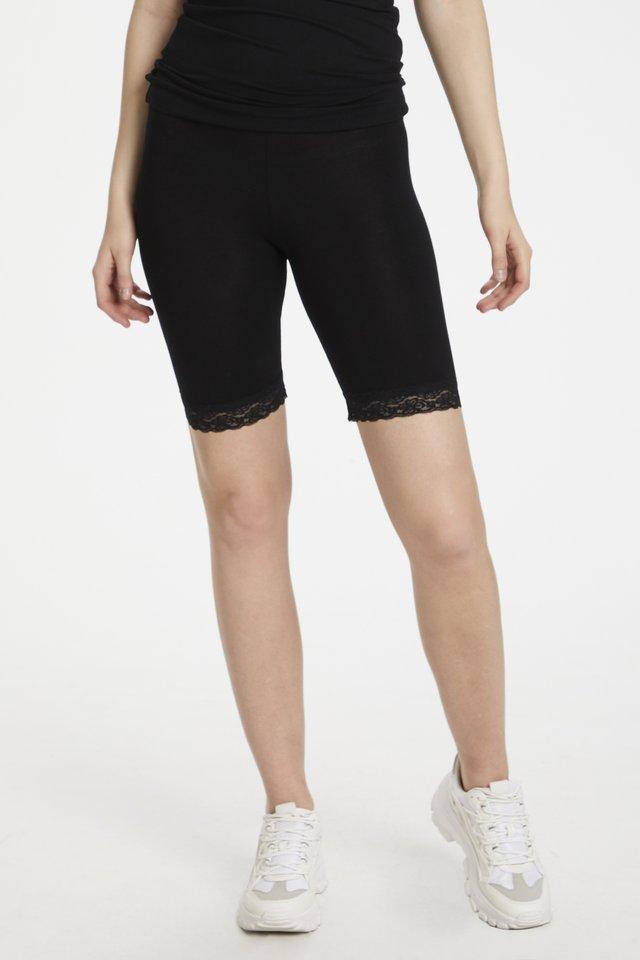 KASVALA - Shorts - black deep