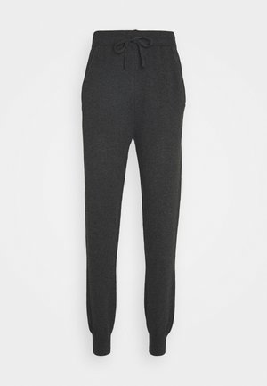 LOUNGE  - Tracksuit bottoms - dimgray