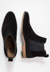 Jacamo - REAL CHELSEA BOOT - Classic ankle boots - black - 1