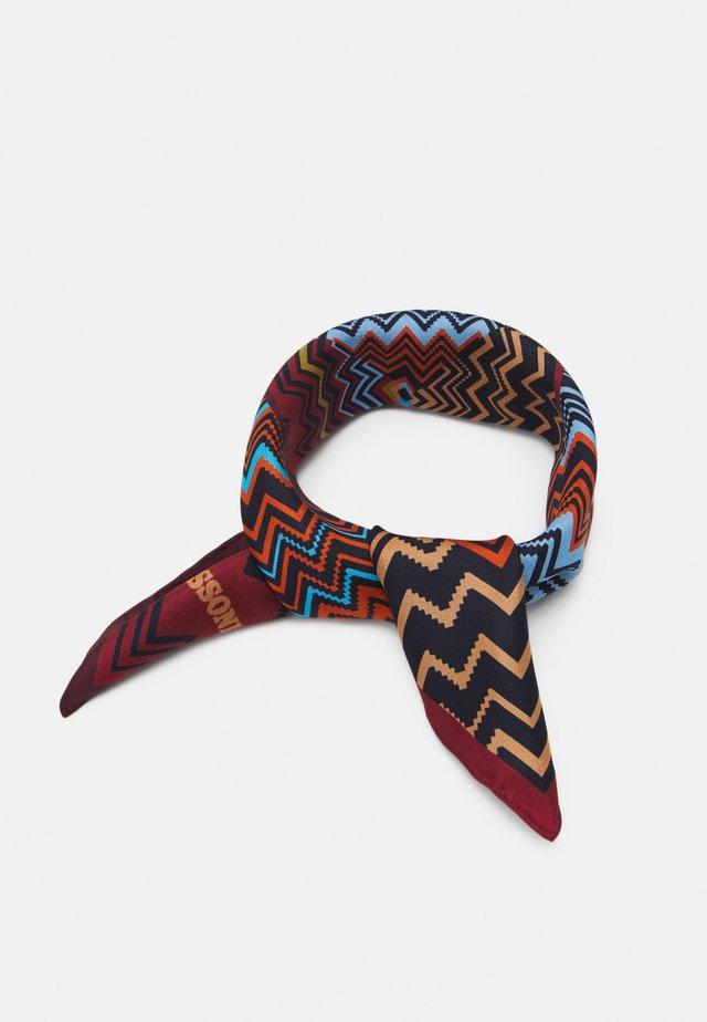 Šátek - blue