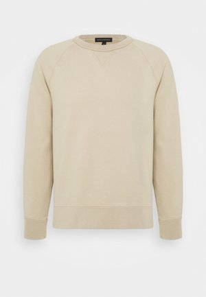 ORGANIC DYE TERRY - Sweatshirt - crockery