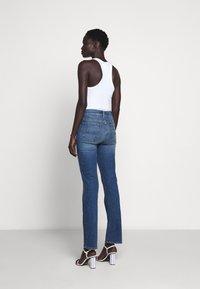 7 for all mankind - Straight leg jeans - light blue - 2