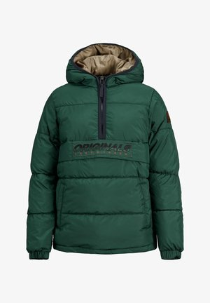 Winter jacket - trekking green