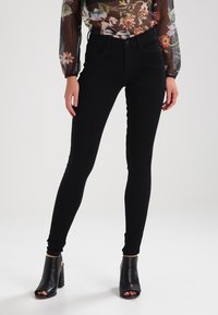 ONLY - ONLRAIN  - Jeans Skinny Fit - black - 0