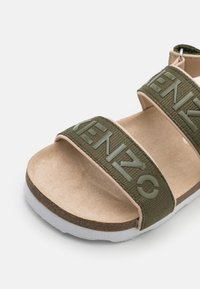 KENZO kids - GARÇON - Sandalen - kaki - 5