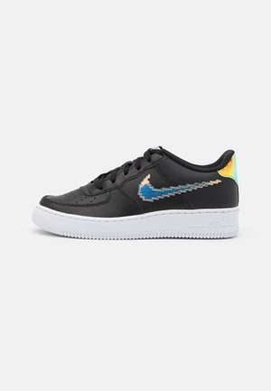 AIR FORCE 1 UNISEX - Baskets basses - black/multicolor/white