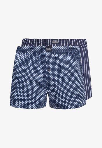 2 PACK - Boxer shorts - navy