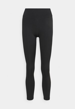 ONE 7/8 - Leggings - black/white