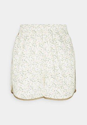 SLBANKS - Shorts - whisper white