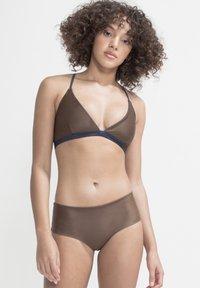 boochen - AMAMI - Bikini bottoms - dark blue - 3