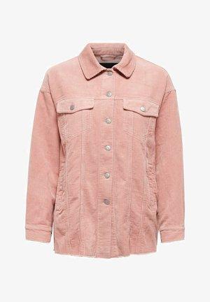 Summer jacket - misty rose