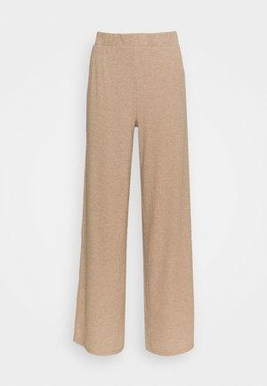 CRMEISA PANTS - Spodnie materiałowe - camel