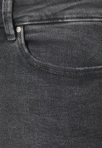Pieces Curve - PCLILI  - Jeans slim fit - medium-grey denim - 5