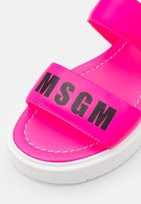 MSGM - Sandals - pink - 5