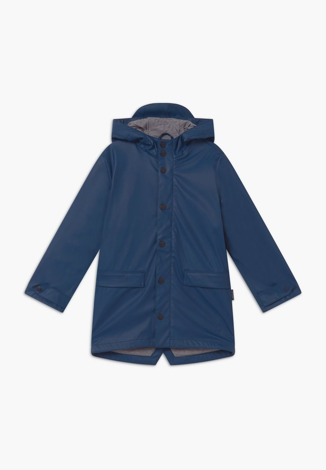 LAZY GEESE UNISEX - Waterproof jacket - dark petrol