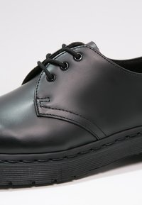 Dr. Martens - 1461 VIRGINIA - Snøresko - mono black - 5