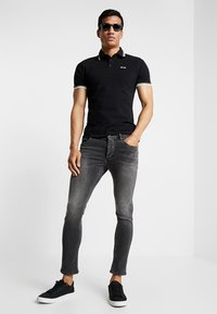 Pier One - Slim fit jeans - moon washed - 1