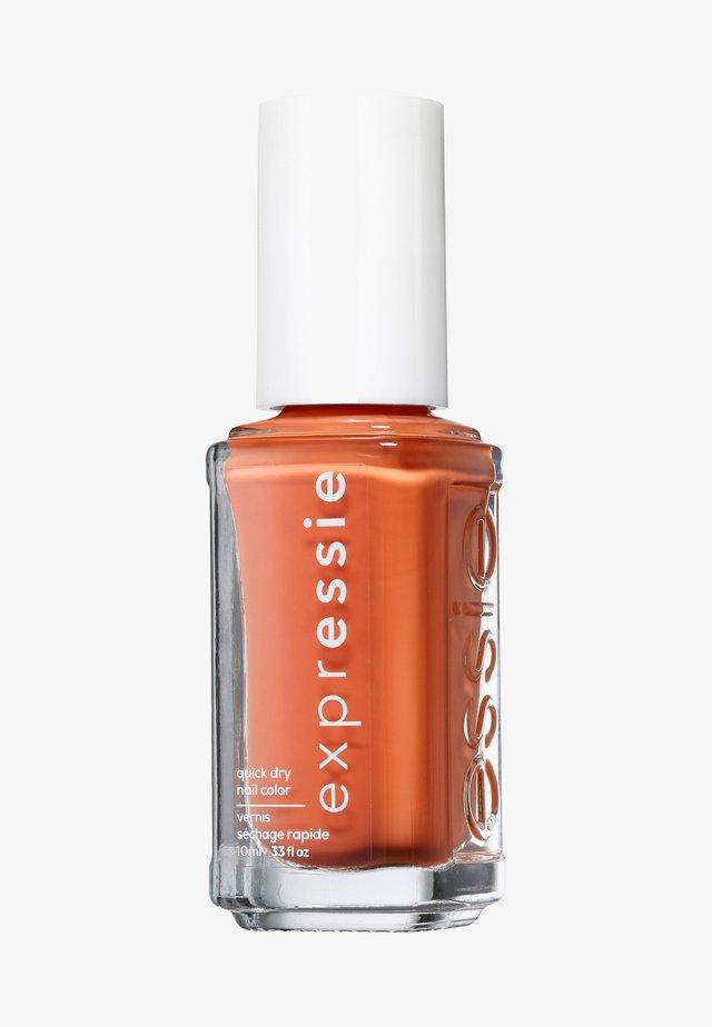 EXPRESSIE - Nail polish - strong at 1%