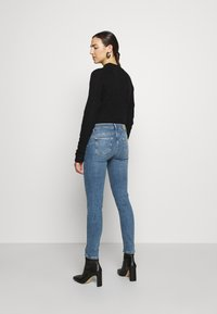 Liu Jo Jeans - MONROE - Jeans Skinny Fit - denim blue crux wash - 2