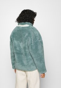 Obey Clothing - MESA SHERPA JACKET - Winter jacket - mineral blue - 2