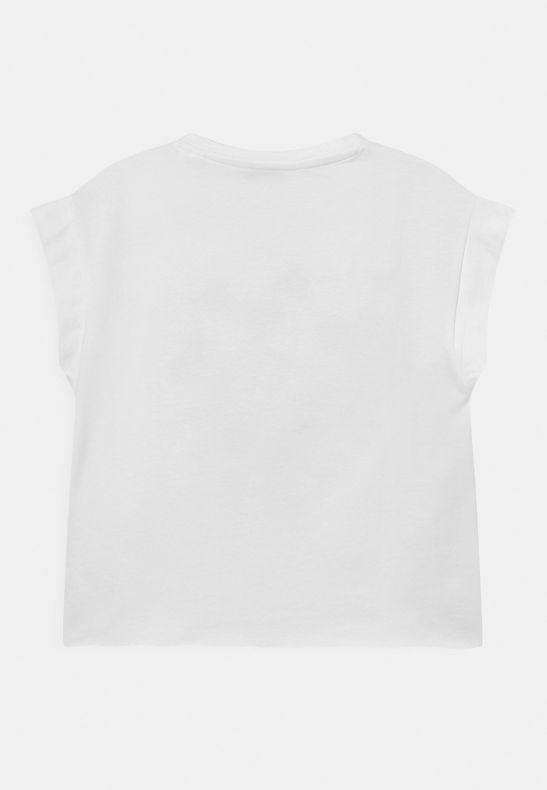 Kids JUNIOR MIDI  - Print T-shirt - true white