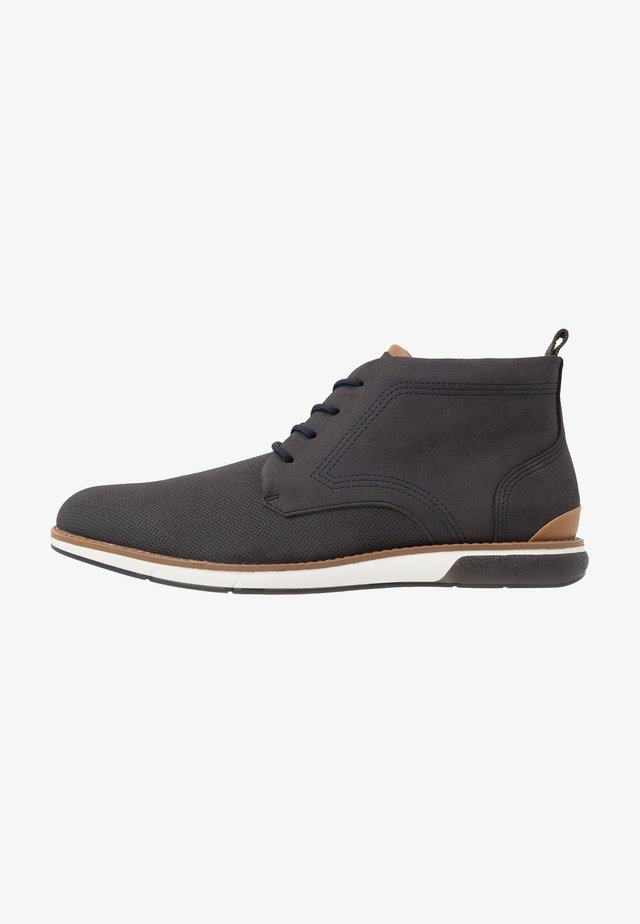 ERASEN - Casual lace-ups - navy