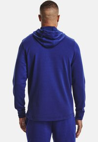 Under Armour - RIVAL TERRY BIG LOGO HD-WHT - Hoodie - regal - 2