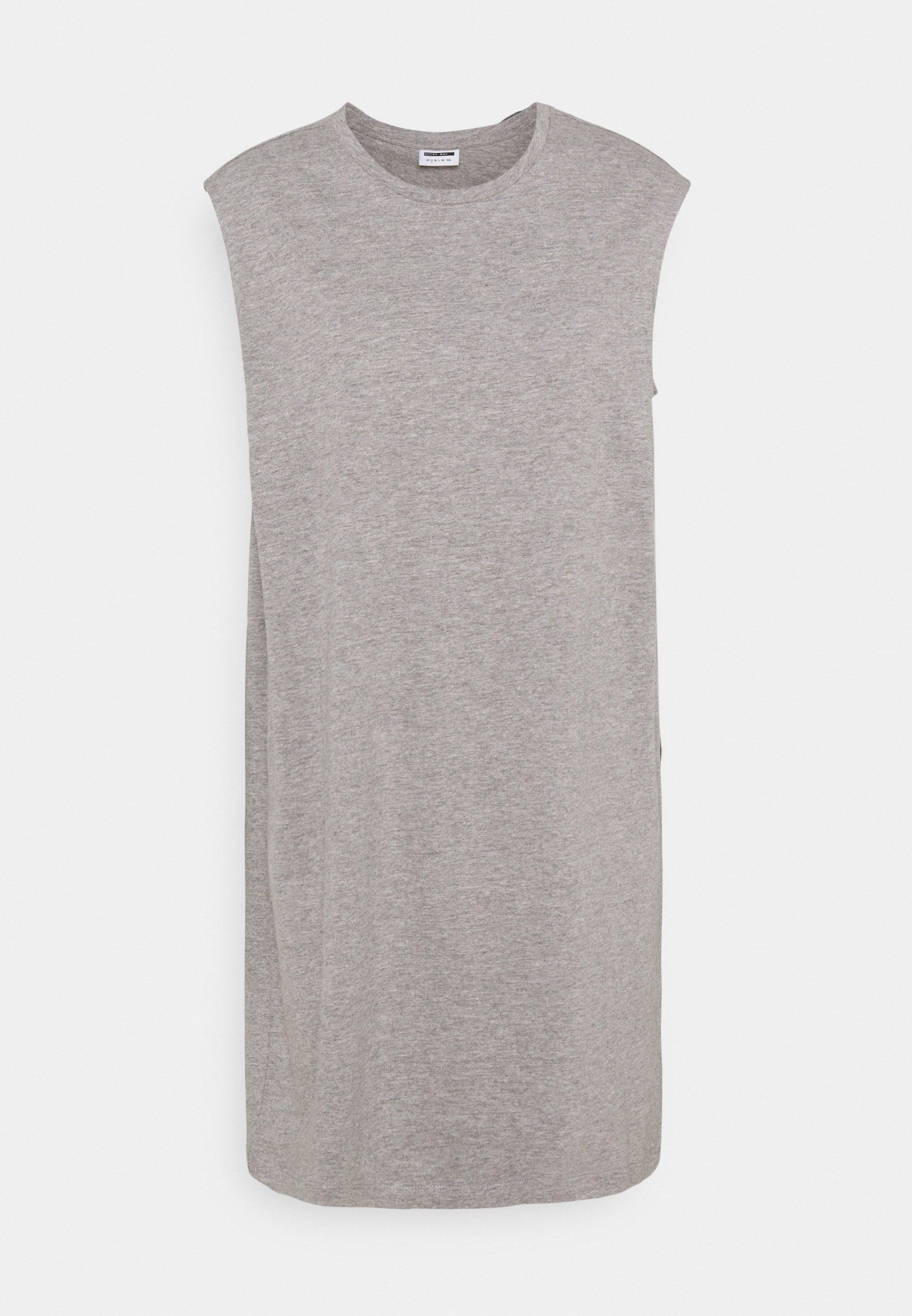 Donna NMMAYDEN SHORT DRESS - Vestito di maglina