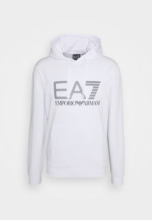Sweatshirt - white