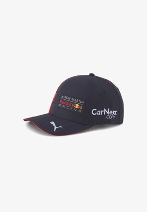 RED BULL RACING REPLICA SNAPBACK  MAND - Casquette - night sky-chinese red