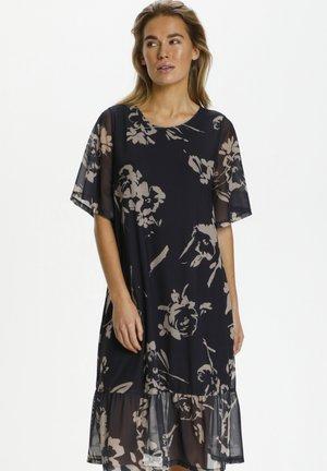 FELICITYSZ  - Day dress - blue deep botanic stroke