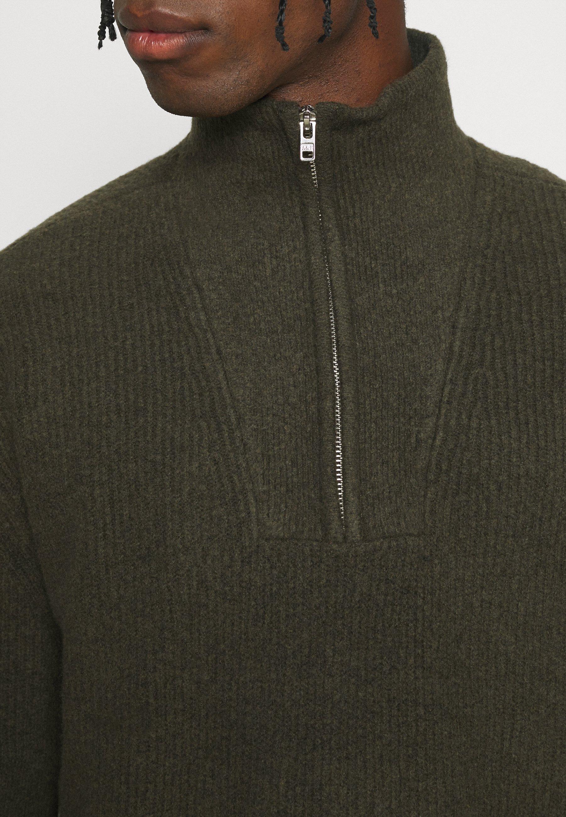 Homme JOCKTAG QUARTER ZIP - Pullover
